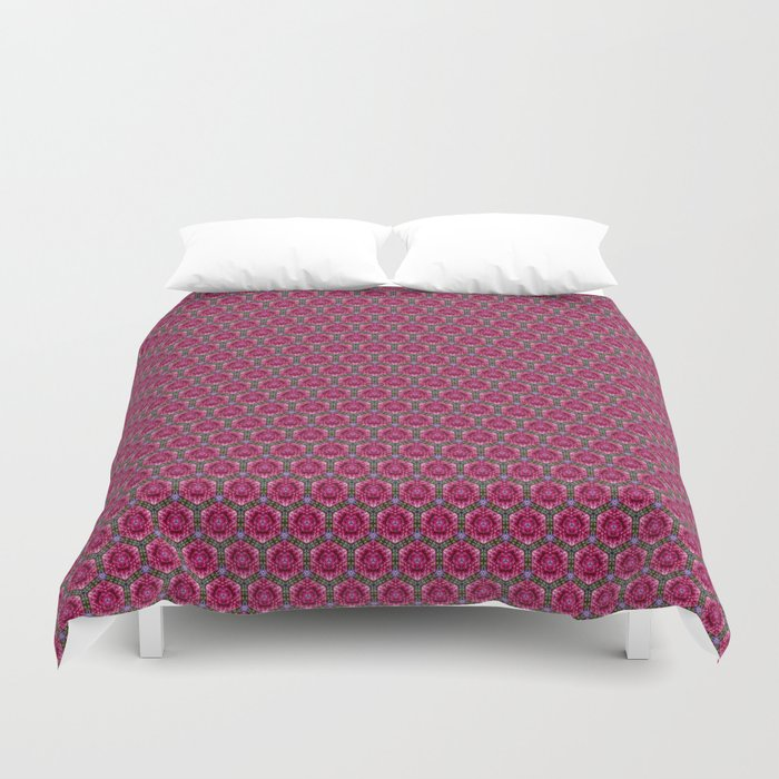 Apples Pattern Duvet Cover