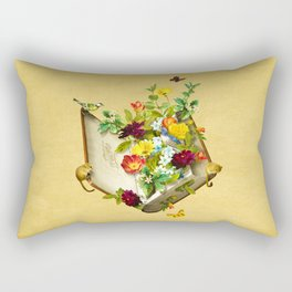 Secret Garden Rectangular Pillow