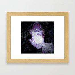Visual Kei 2 Framed Art Print