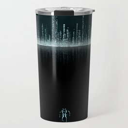 TRON CITY Travel Mug
