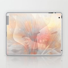 Floral Astract Laptop & iPad Skin