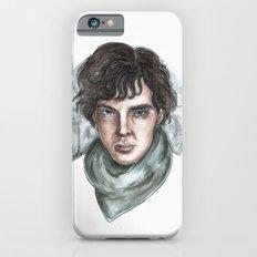 Sherlock Holmes iPhone 6s Slim Case