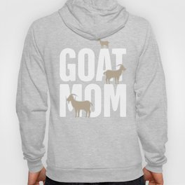 Goat Mom Hoody