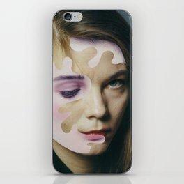 Vanishing Theresa iPhone Skin