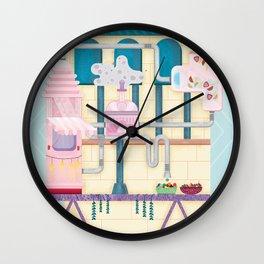 Candy Machine Wall Clock