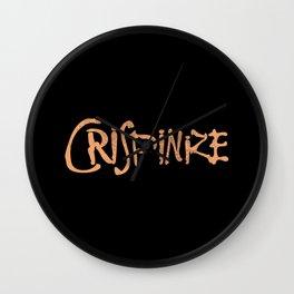 Crispinize Wall Clock