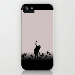 Memoirs Of Youth iPhone Case