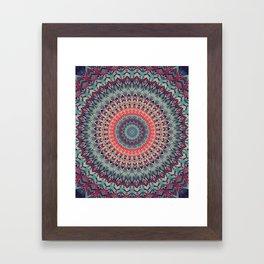Mandala 300 Framed Art Print