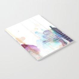 Deconstructed Beauty Notebook