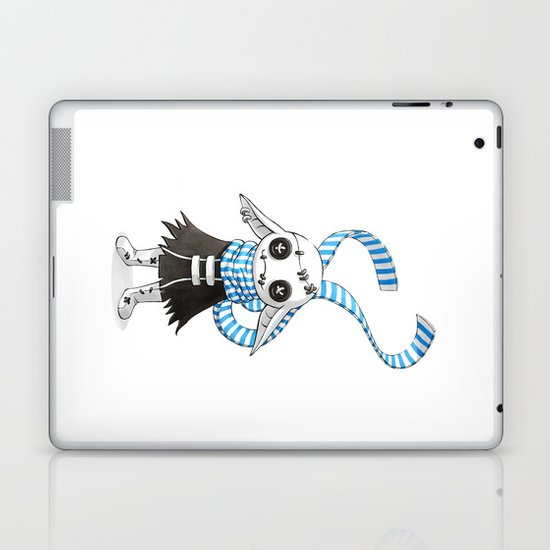 Rag Doll Laptop & iPad Skin