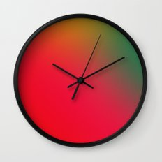 Texture Two Wall Clock