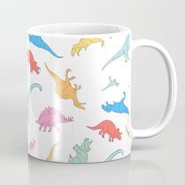 Dino Doodles Coffee Mug