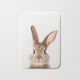 Baby Rabbit, Baby Animals Art Print By Synplus Bath Mat