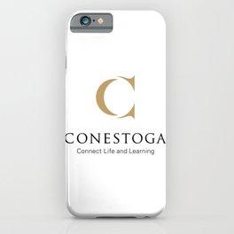 Conestoga College iPhone Case