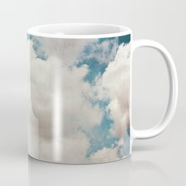 January Clouds Coffee Mug