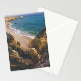 Coelha Beach - Albufeira Stationery Cards