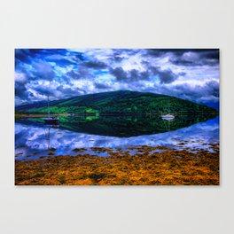 Loch Fyne Inveraray Scotland Canvas Print