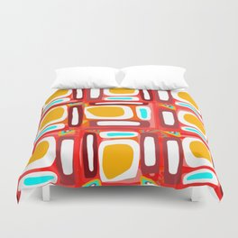ABSTRACT DRAWING 20 Duvet Cover