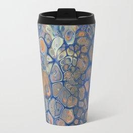 Octopus Abstracted Travel Mug