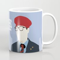 rushmore Mugs featuring Rushmore by Mike Oncley