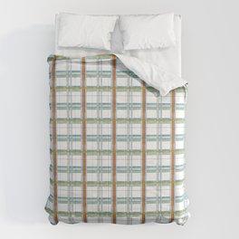 Primary Plaid Comforters