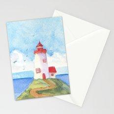 Peaceful Lighthouse Stationery Cards