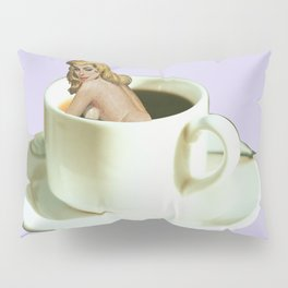 Her Name is Jo :) - lavender Pillow Sham