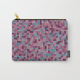 PAPER PIXEL / romance Carry-All Pouch