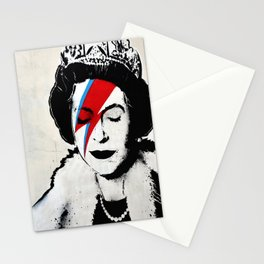 Banksy, Queen Stationery Cards