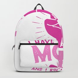 Mom and Gigi - Mother's Day Backpack