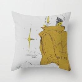Borsalino Throw Pillow