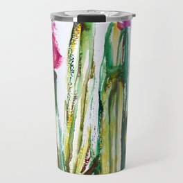 Crazy Cactus Travel Mug
