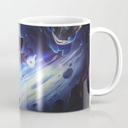 Cosmic Enchantress Lulu League Of Legends Coffee Mug