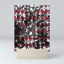 Diamonds | Lightning Mini Art Print