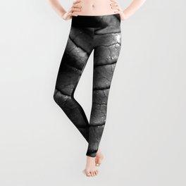 Dragon Spine (Black Version) Leggings