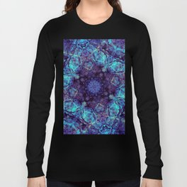 Forget-Me-Not Blues Long Sleeve T-shirt