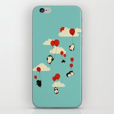 We Can Fly! iPhone Skin