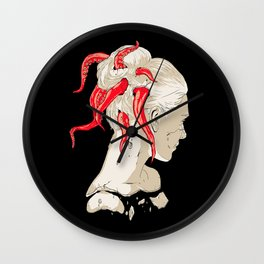 Libertaria Wall Clock
