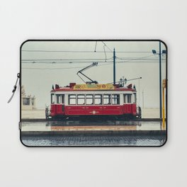 Tram number 6 Laptop Sleeve