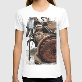An engine that survives T-shirt