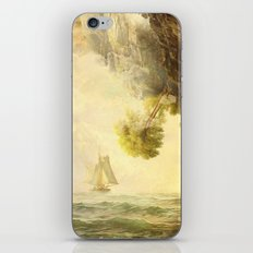 To Misty Mountains iPhone & iPod Skin