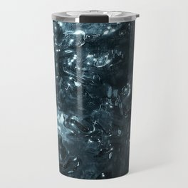 Enchanted blue Travel Mug