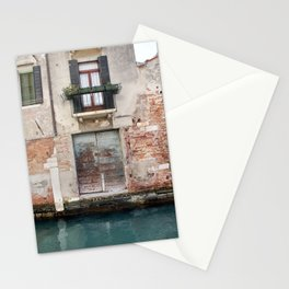 A venice door Stationery Cards