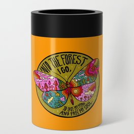 Into the Forest Can Cooler