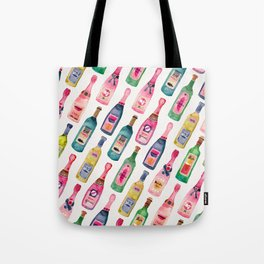 Champagne Collection Tote Bag
