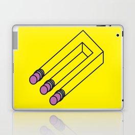 Illusion of Mistakes Laptop & iPad Skin
