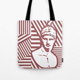 Gods Geometric - Ares Tote Bag