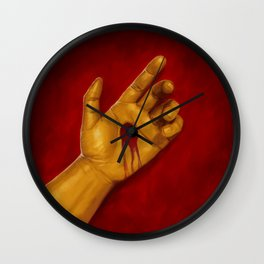 The Right Way Wall Clock