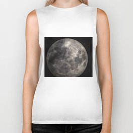 Full Harvest moon Biker Tank