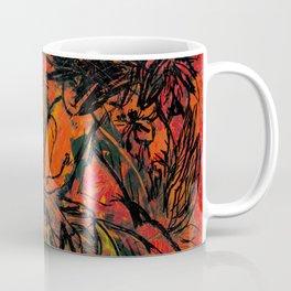 In the djungle Coffee Mug